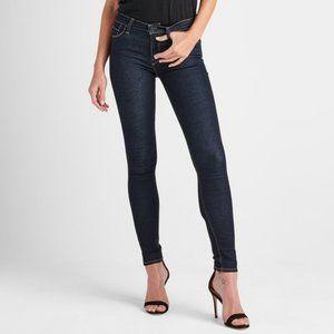 HUDSON Nico Midrise Super Skinny Denim Jeans 28